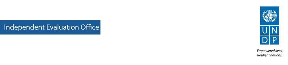 IEO UNDP logo newlsetter