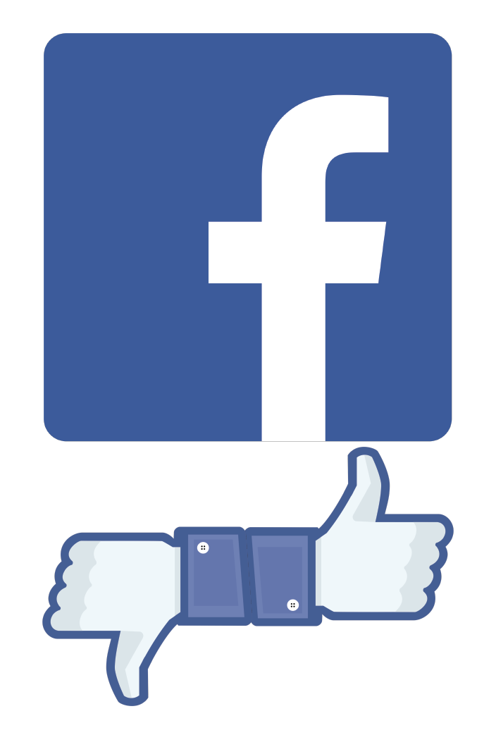 Facebook thumbs up or down
