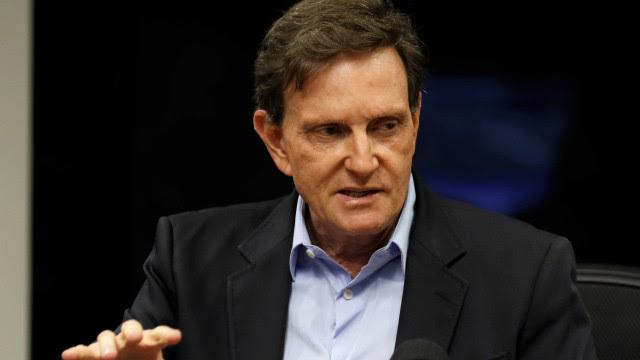 Crivella diz que reunião com Bolsonaro tratou de investimentos
