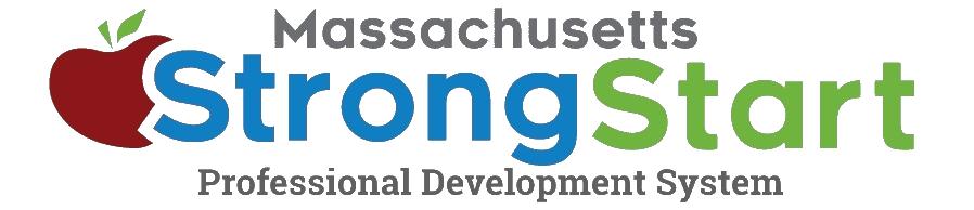 EEC Event: StrongStart Professional Development System Launch Training @ Bunker Hill Community College