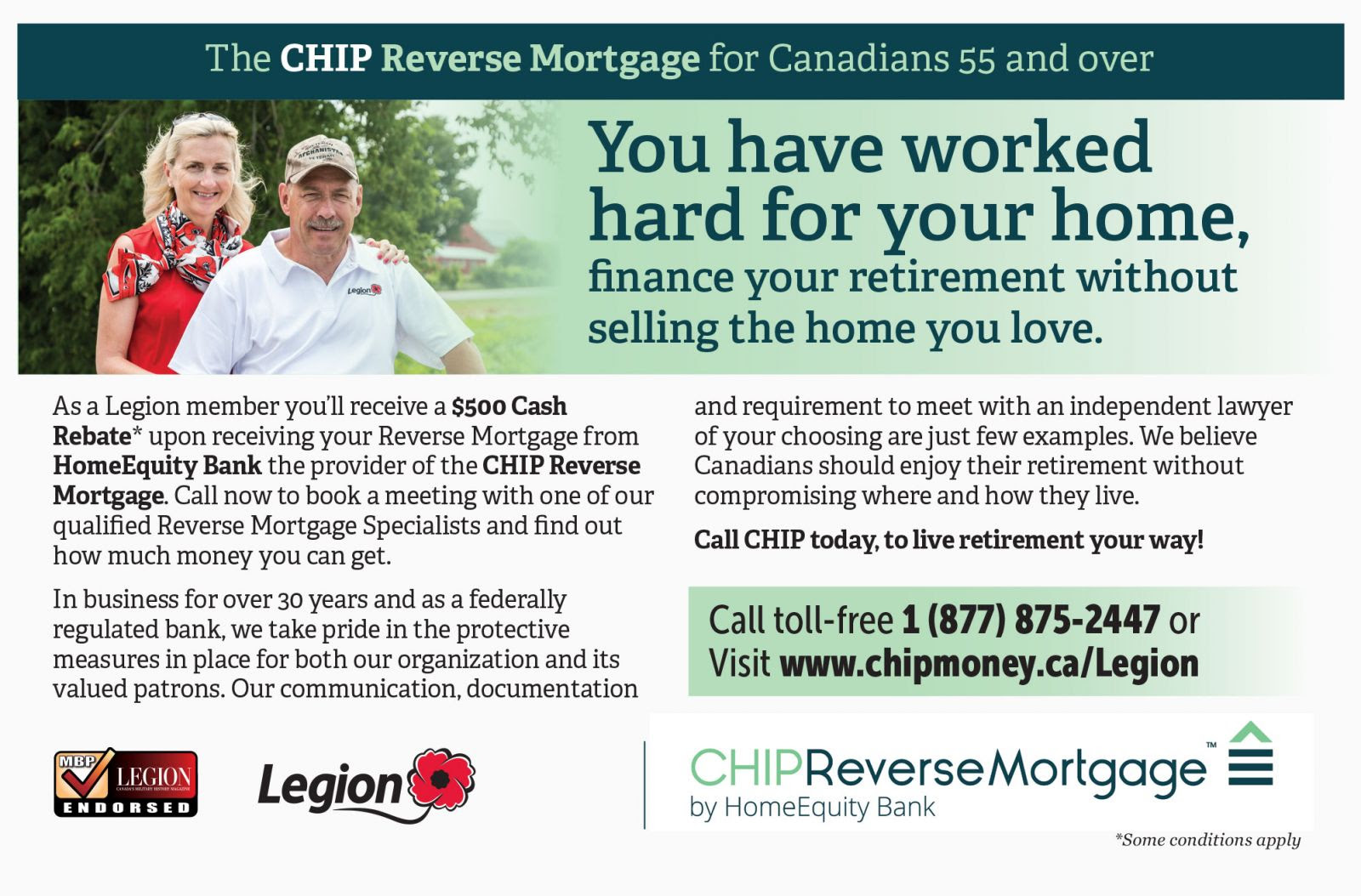 Home Equity - CHIP Reverse Mortgage