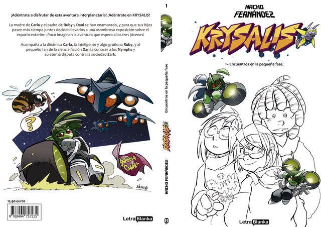 KRYSALIS 01: Encuentros en la pequeña fase