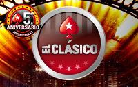 100.000€ garantizados en la Edición 5.º aniversario por rondas de El Clásico