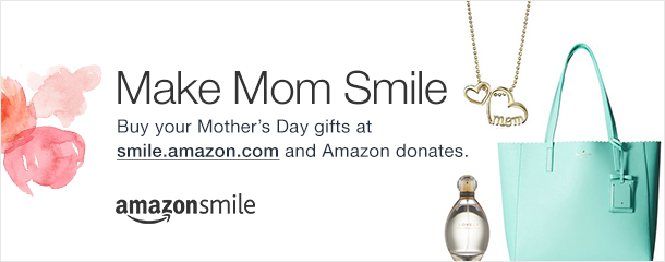 Make Mom Smile on Mother's Day