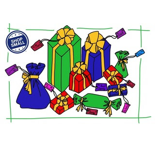 Enroll in the Small Business Saturday Shop-Hop Here!