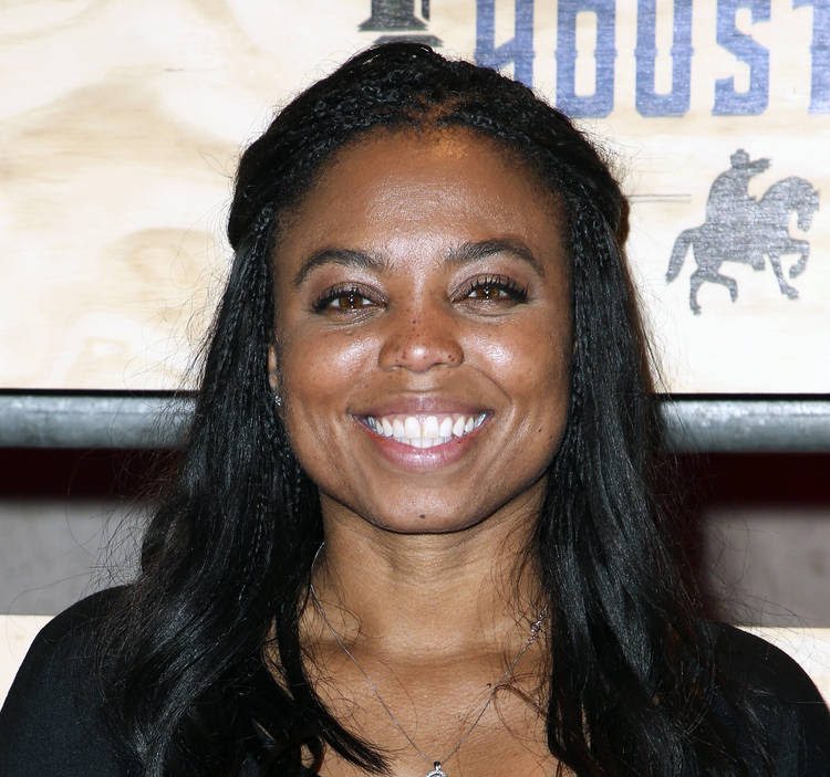 Jemele Hill attending ESPN: The Party 2017 in Houston, Texas. (Photo by John Salangsang/Invision/AP, File)