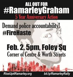 Ramarley Graham rally