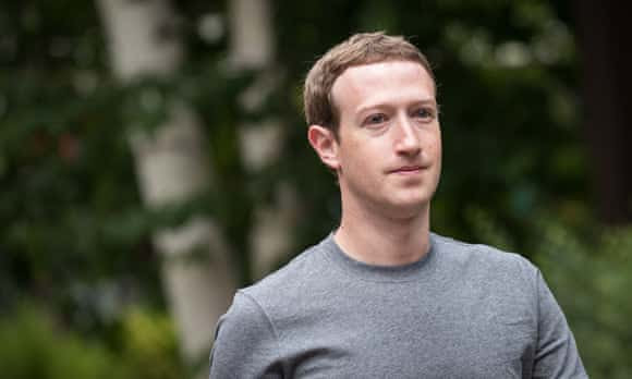 Facebook founder Mark Zuckerberg. William Kinzer lived in a car near Zuckerberg's house in San Francisco and was later served with a restrainer order for allegedly harassing his guards.