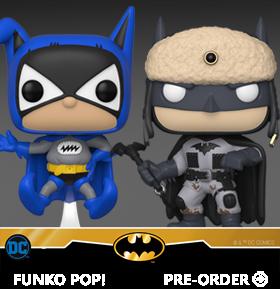 POP! HEROES: BATMAN 80TH SERIES