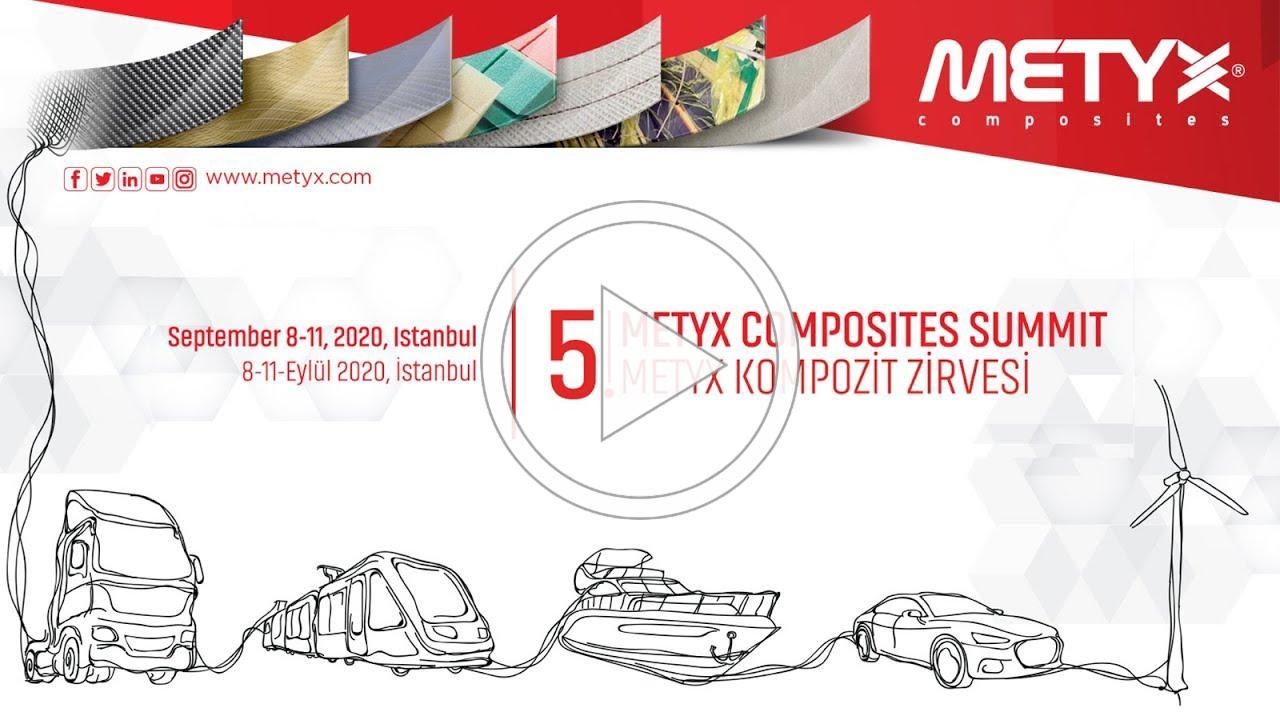 5th METYX COMPOSITES SUMMIT - 5. METYX KOMPOZİT ZİRVESİ