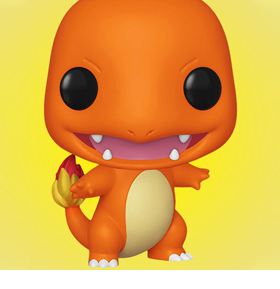 POP! POKEMON: CHARMANDER