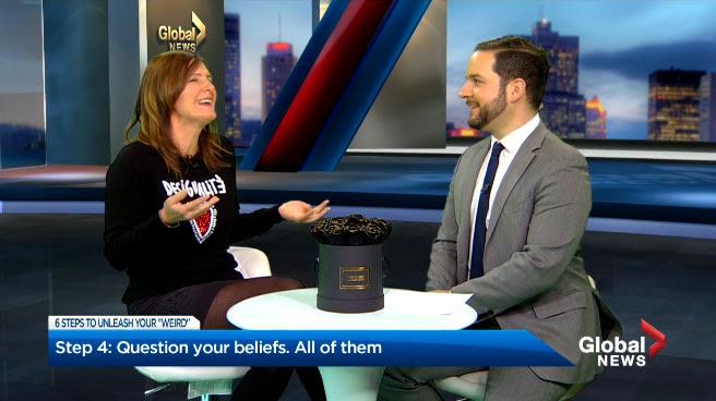 Melissa Dawn Interviewed on Global News