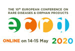 EUROPEAN CONFERENCE ON RARE DISEASES &<br />                     ORPHAN PRODUCTS