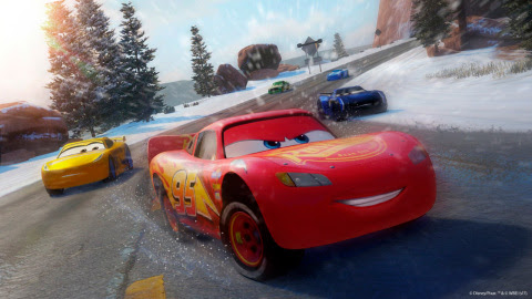 Start your engines and gear up for the ultimate racing experience in Cars 3: Driven to Win, inspired ...