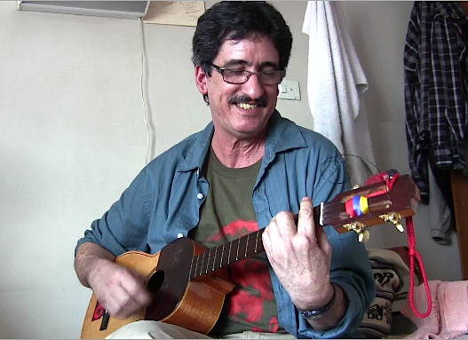 Julián Conrado cantautor revolucionario