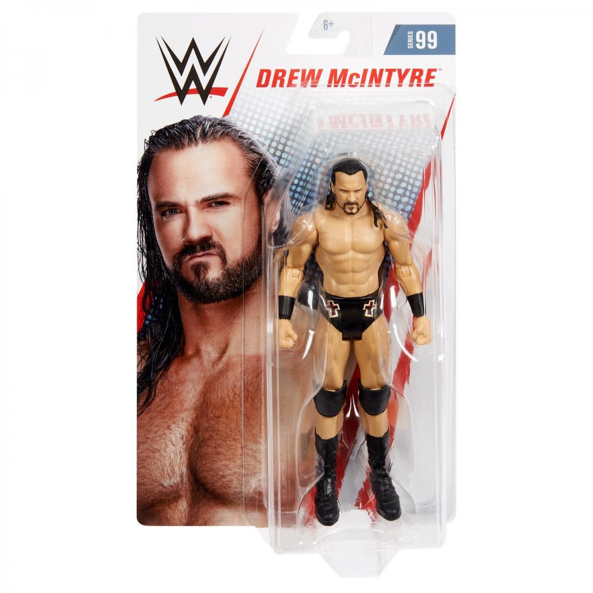 Image of WWE Basic Series 99 - Devin McINTYRE - SEPTEMBER 2019