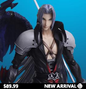 Final Fantasy VII Bring Arts Sephiroth (Another Form Variant)