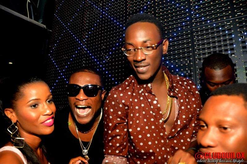 Dammy Krane and guest 2