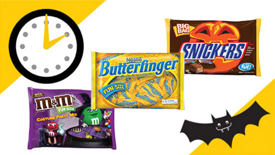 Flash Sale Halloween Candy