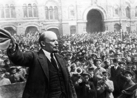 Nhà lãnh đạo Vladimir Lenin