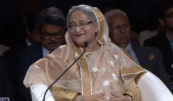 বাংলাদেশ চ্যালেঞ্জকে সুযোগে পরিণত করতে জানে: প্রধানমন্ত্রী শেখ হাসিনা