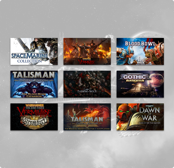 Humble Warhammer Bundle
