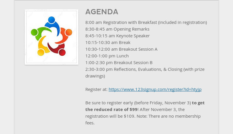 AGENDA 8:00 am Registration with Breakfast (included in registration) 8:30-8:45 am Opening Remarks...