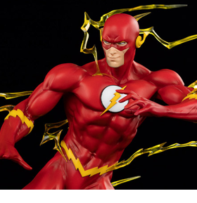 DC Comics The Flash 1/6 Scale Limited Edition Statue