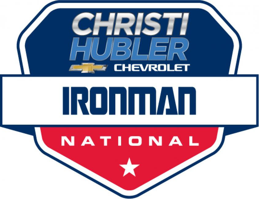 Christi Hubler Chevrolet Ironman National is slated for Saturday, August 26, in Crawfordsville, Indiana.