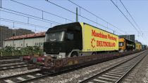 Saadkms Freight Wagons & Bcmz Carriages