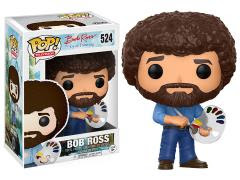 POP! THE JOY OF PAINTING BOB ROSS