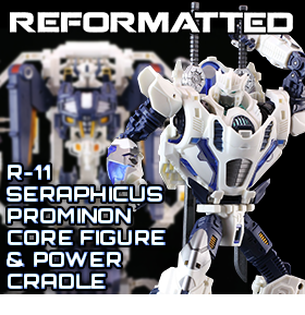 REFORMATTED R-11 SERAPHICUS PROMINON