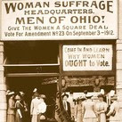Womens Suffrage Storefront