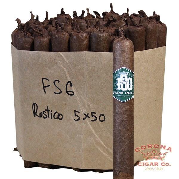Image of FSG Farm Roll Robusto Cigar Bundle - 50ct