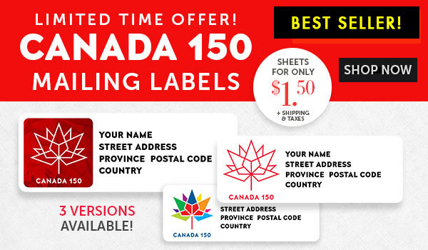 Mailing Labels- Canada