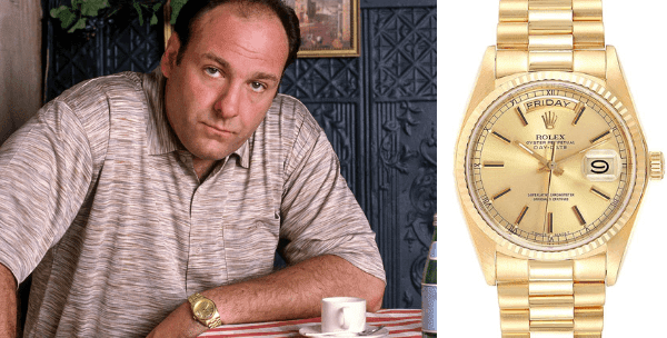 Tony Soprano Day-Date