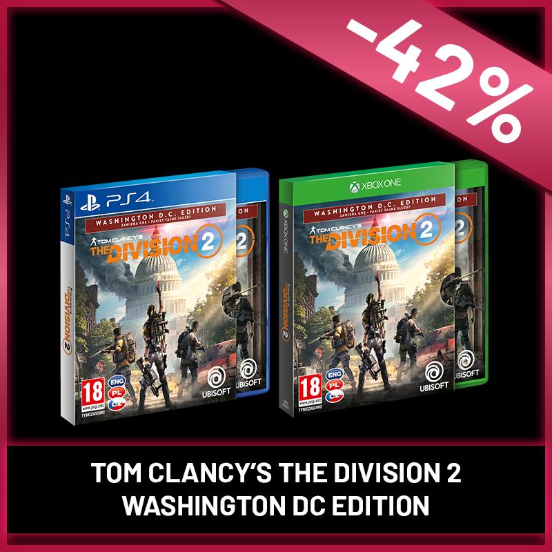 Nyárindító Black Friday - Tom Clancy's The Division 2