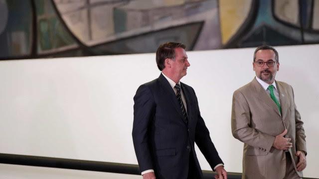 Governo quer habeas corpus preventivo para Weintraub