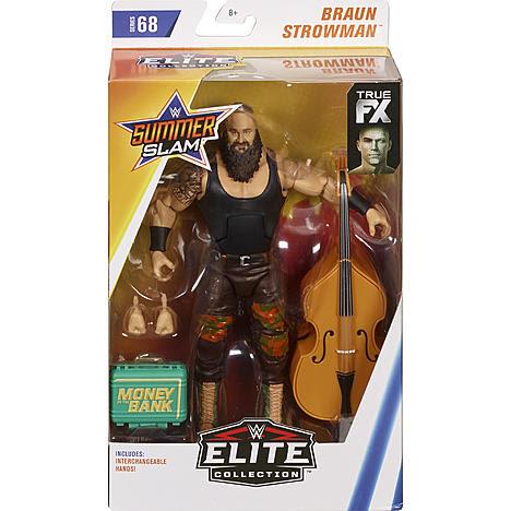 Image of WWE Wrestling Elite Series 68 - Braun Strowman