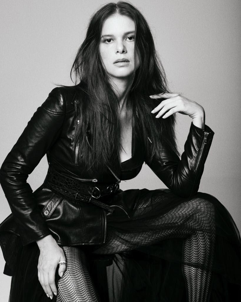 Nova aposta da moda: Conheça a new face brasileira Larissa Finco de 32 anos