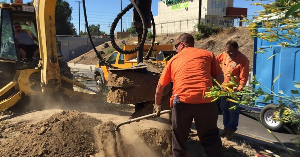 Reseda Blvd Improvements