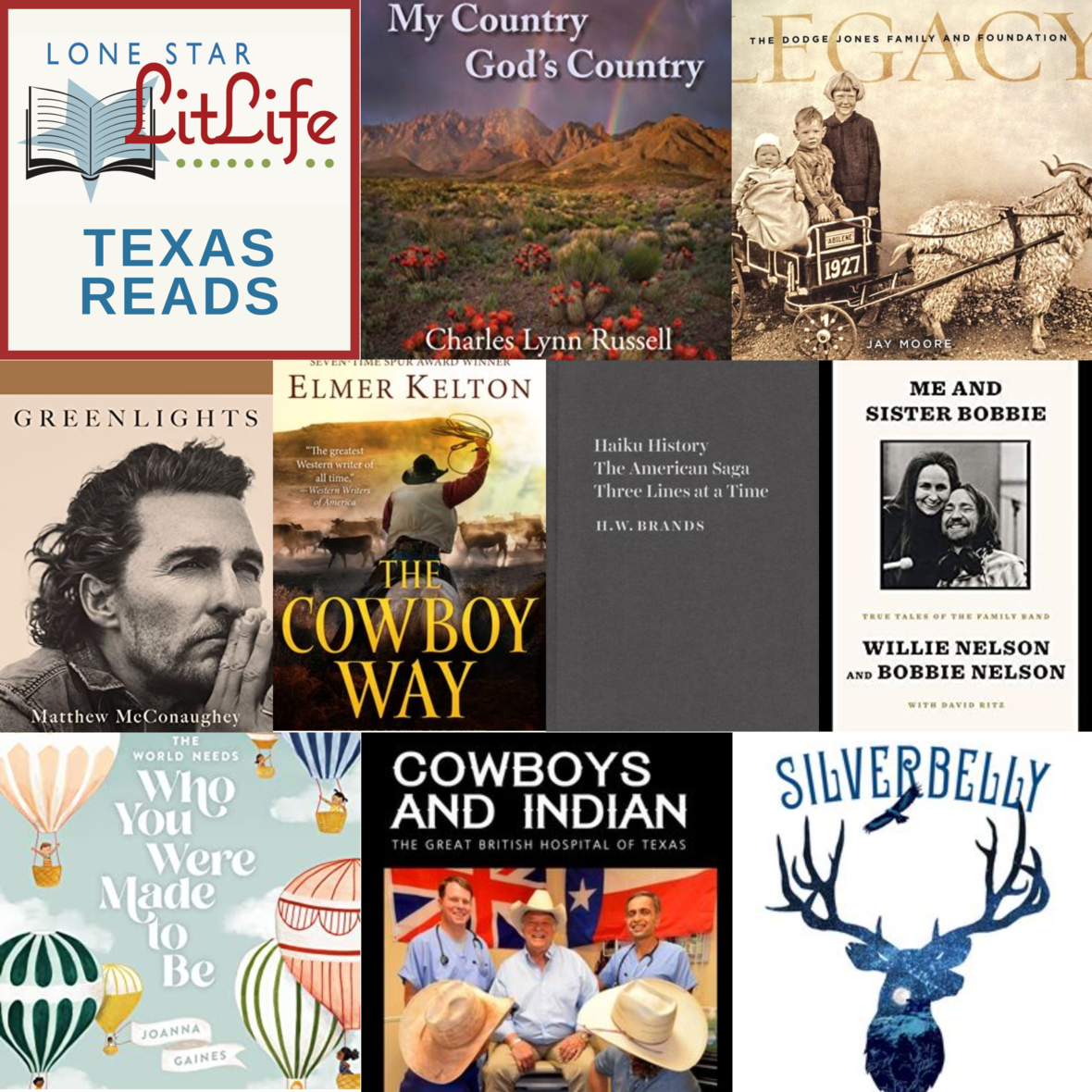 05a Texas Reads Montage