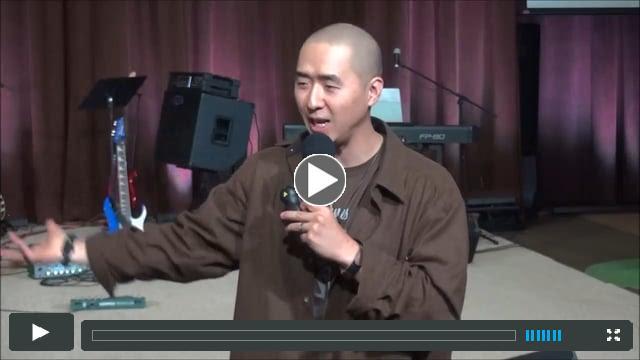 The Kingdom's Door - October 9, 2016 - Rev. Hyung Jin Moon
