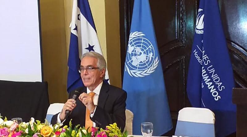 Relator de la ONU