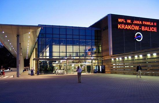 Balice - Krakow Airport