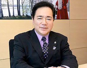 わかさ生活 代表取締役社長 角谷建耀知