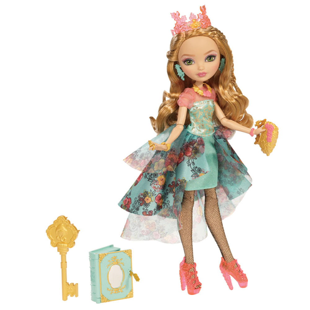 Ever After High - Dia do Legado - Ashlynn - Mattels