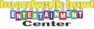 Aloma Bowling Centers - Boardwalk Bowl Center Logo