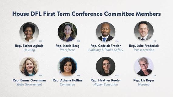 First Term Legislators