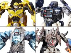 TRANSFORMERS: THE LAST KNIGHT FIGURES